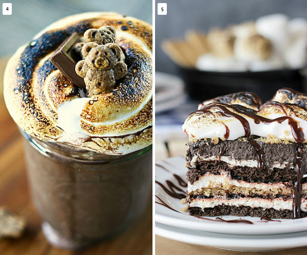 13 Delish S'mores Recipes