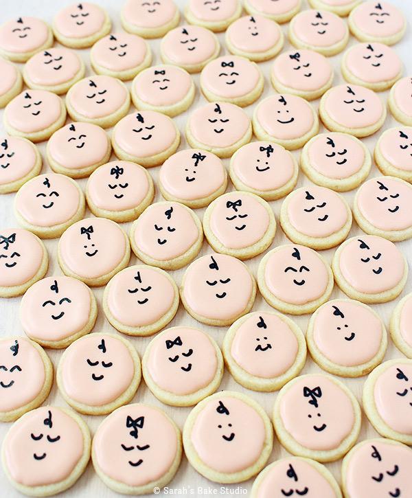 Baby Sugar cookie Bites