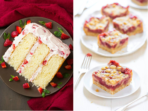 18 Strawberry Recipes - A Sweet Collection