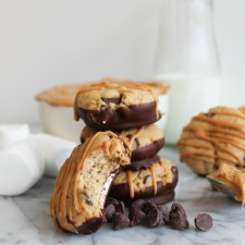 Peanut Butter S'more Cookies from The Crafting Foodie
