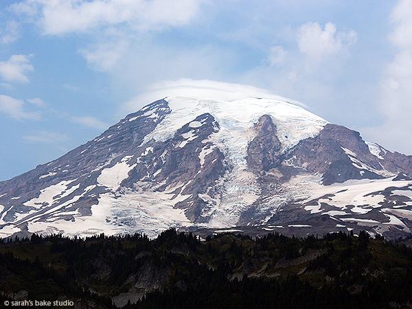Sarah's Bake Studio: Sarah Does Seattle - Mt. Rainier
