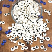 How to Make Royal Icing Eyes {Video Tutorial}