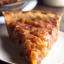 Clean Classic Applie Pie from Amy's Healthy Baking