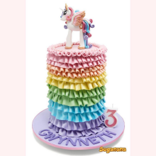 Princess Calista Cake from Suganana
