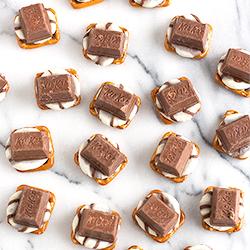 Kit Kat Pretzel Bites