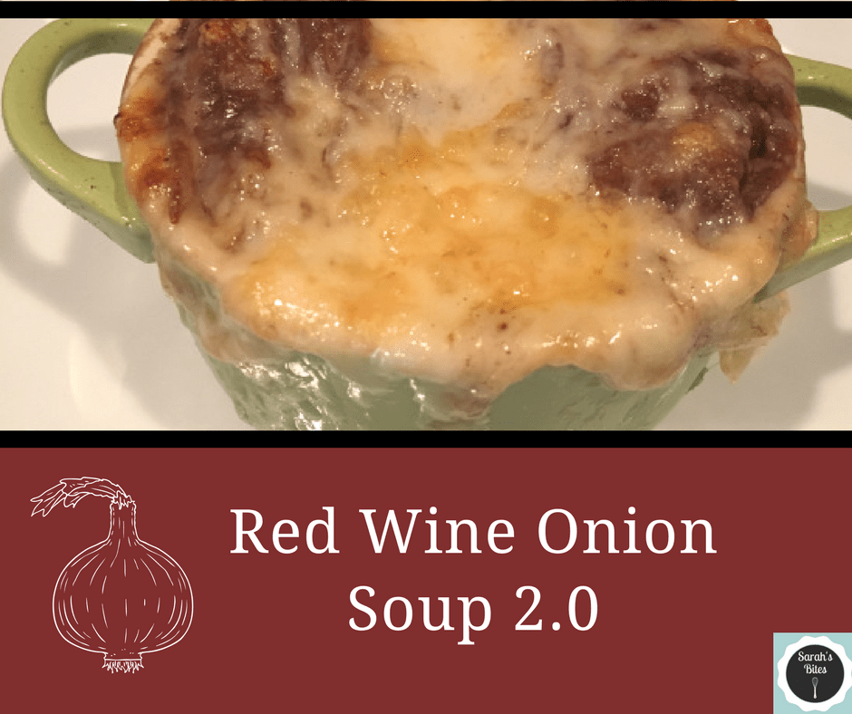 Red Wine Onion Soup 2.0