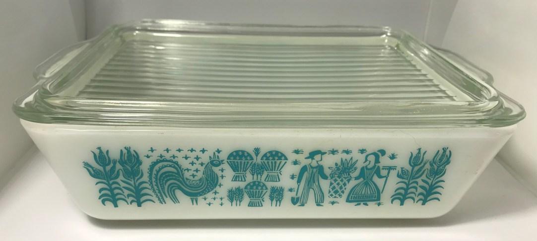 Butterprint Refrigerator Dish #503 (1957-1968)