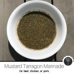 Mustard Tarragon Marinade