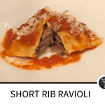 Short Rib Ravioli