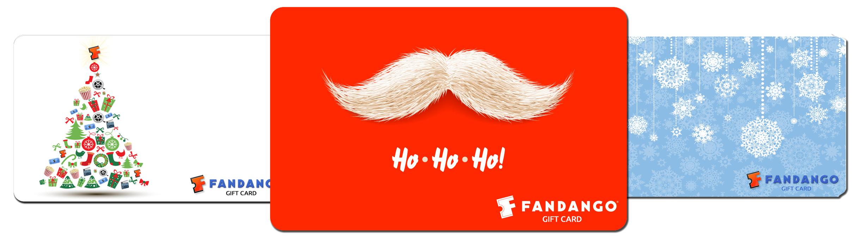 Give the gift of fandango this christmas thegiftoffandango a fandango holidaygiftcards xflitez Gallery