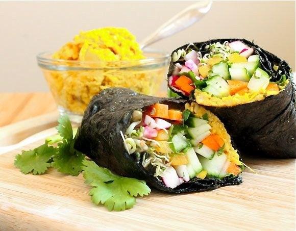 Vegan Nori Wrap