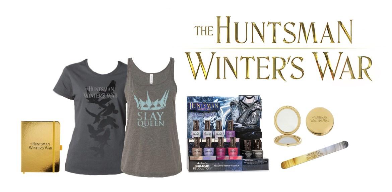 The Huntsman - Prize Pack A