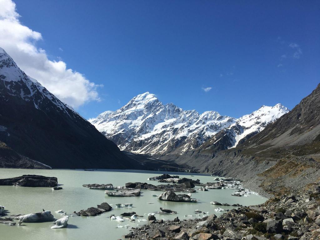 Favourite places Hooker Valley walk