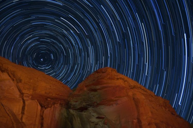Chaco Culture National Historical Park night sky STE Alex Headman