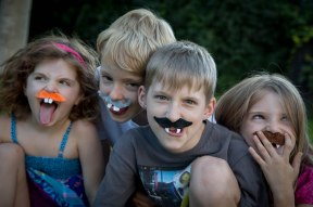 Fun with mustaches!