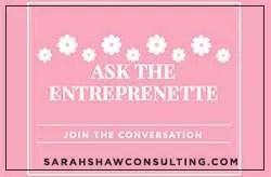 ask the entreprenette