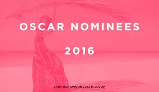 oscar nominees 2016