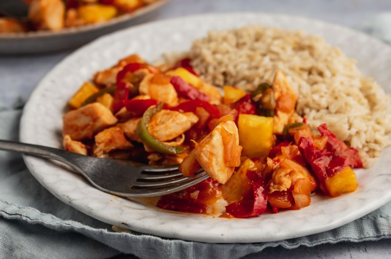 Fakeaway: Sweet N Sour chicken