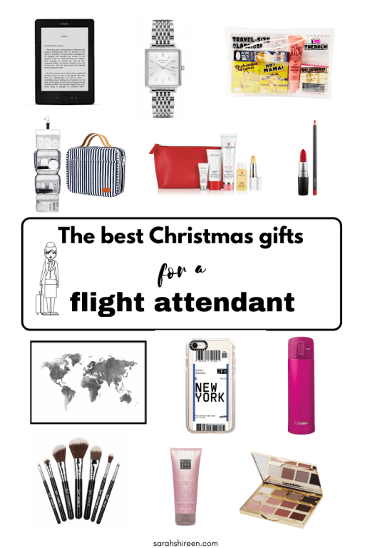 the best christmas gifts for flight attendants