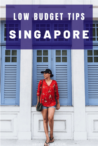 low budget tips singapore