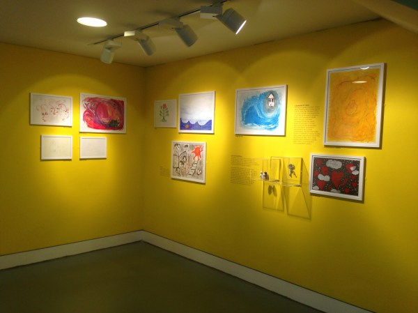 Mima Art Therapy Exhibition