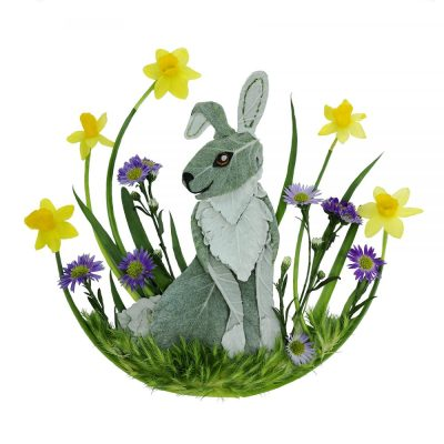 Serene Bunny