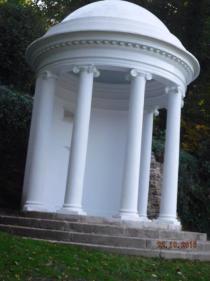 Milton's Temple.
