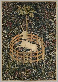 unicorn in captivity