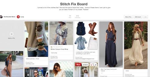 stitchfixboard