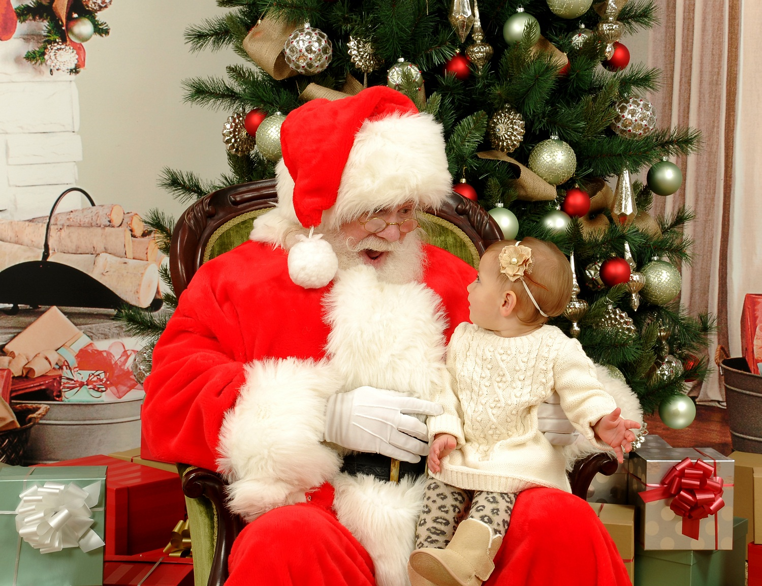 Santa Claus Is Coming To TownPersonal Invitation To Meet