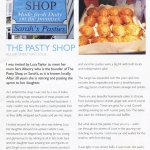 The Pasty Shop and Sarah's Pasties - The Local Directory