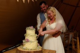 Kilmanorth Cornwall Wedding Cake Sarah's Cake Shop Looe