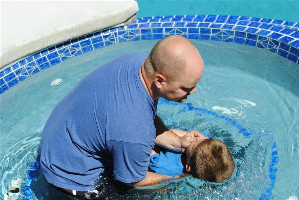 andrew s baptism sarah