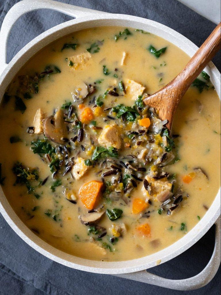 vegan-rice-soup