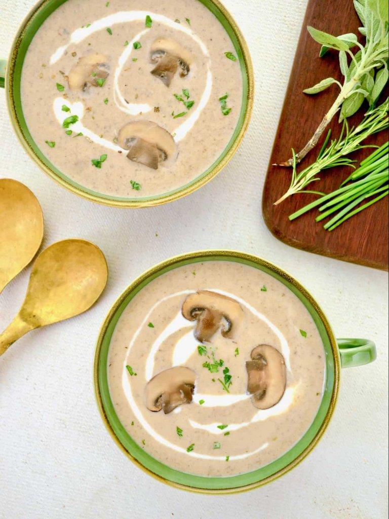 vegan-mushroom-soup