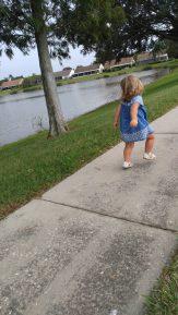 Ella Where the side walk ends