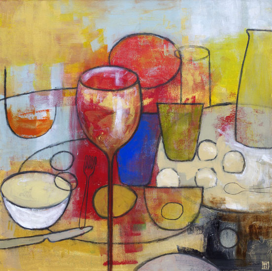 Sara HuxleyEdwards Recently Sold Paintings
