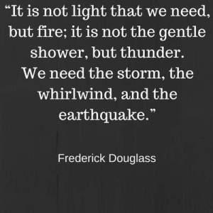 frederick douglass quote