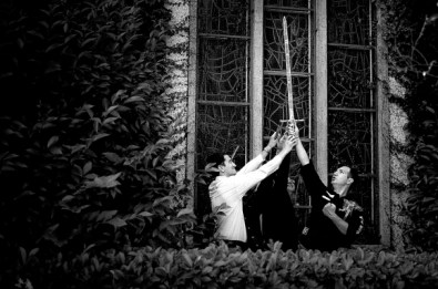the mighty Clans-men