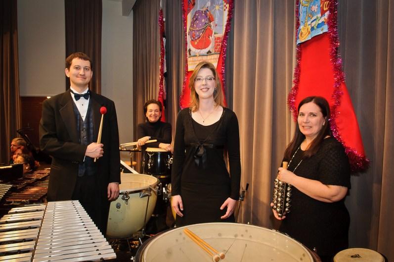 GWPops Percussionists ;)