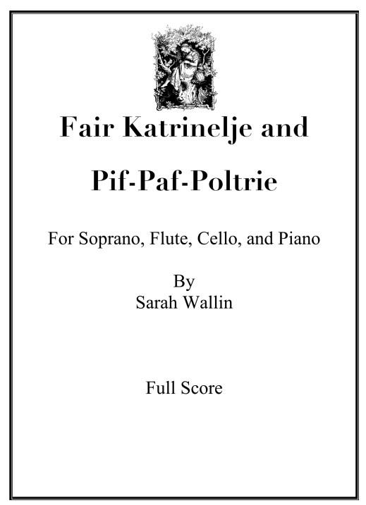 Title page Katrinelje