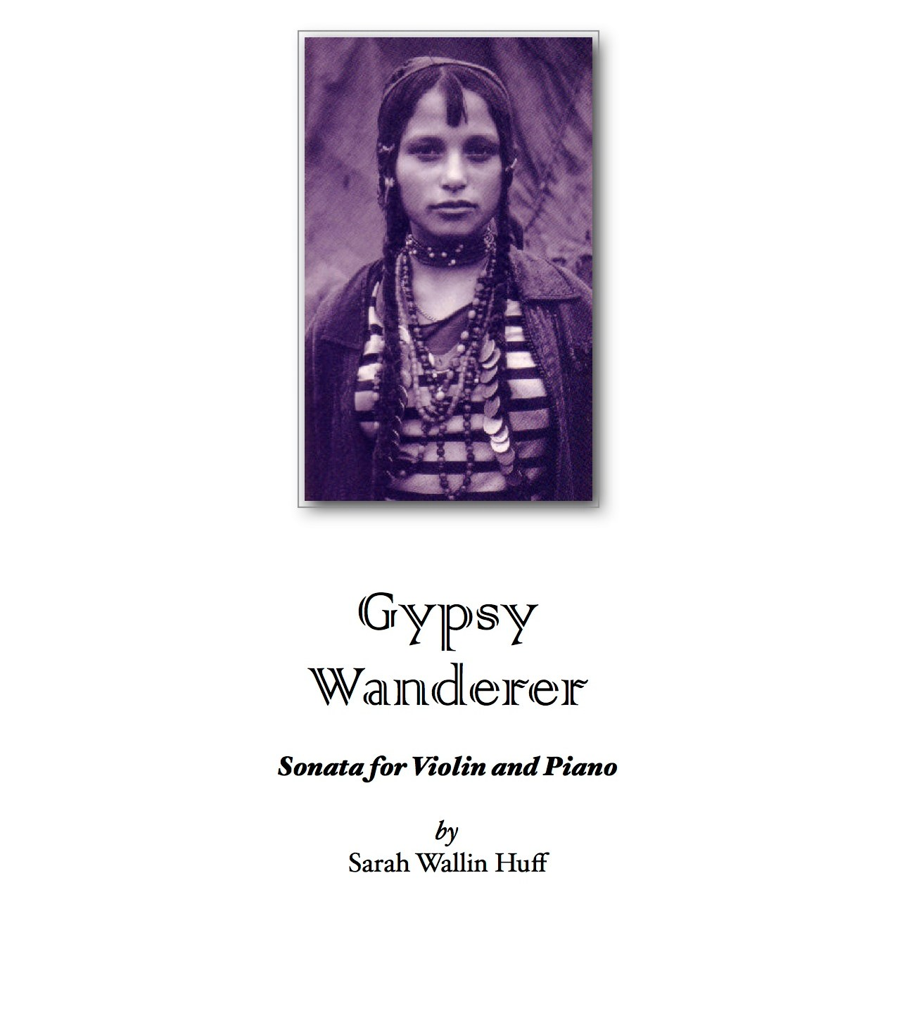 Live Performance of Gypsy Wanderer