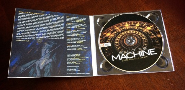 Soul of the Machine album_inside