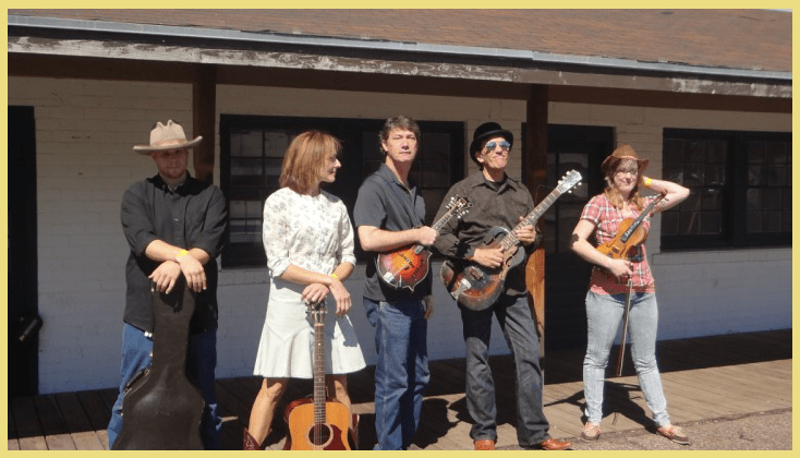 Pickin'in the pines 5
