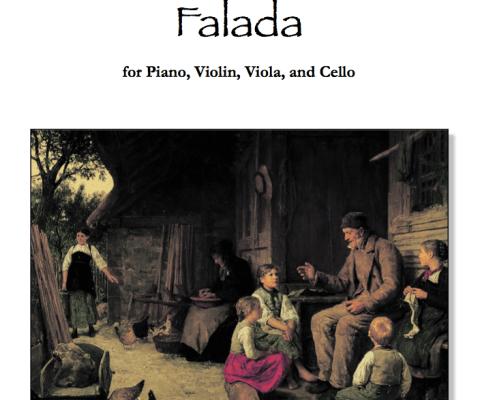 #NewTuneThursday: Falada