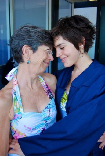 caitlyn and mom, 2