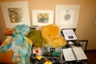 silk on display