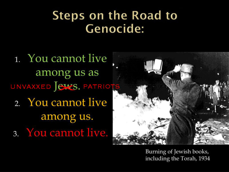 genocide-article-800x600 10 Stages of Genocide: Where are we at?