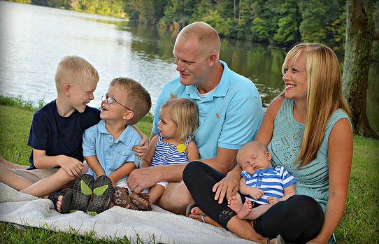 cincinnati weight loss coach sarah family