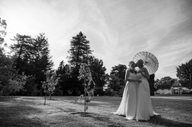 Sharon and Verity Wedding A224